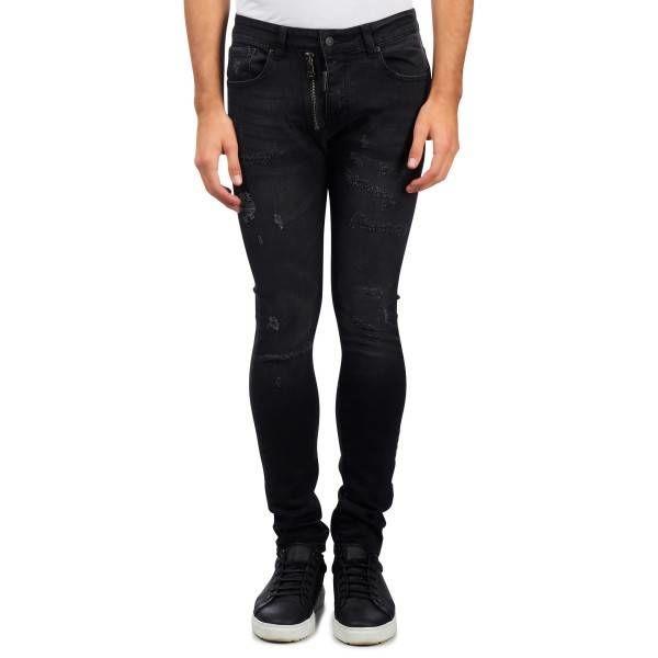 My Brand 12817- Black Jeans Zipper