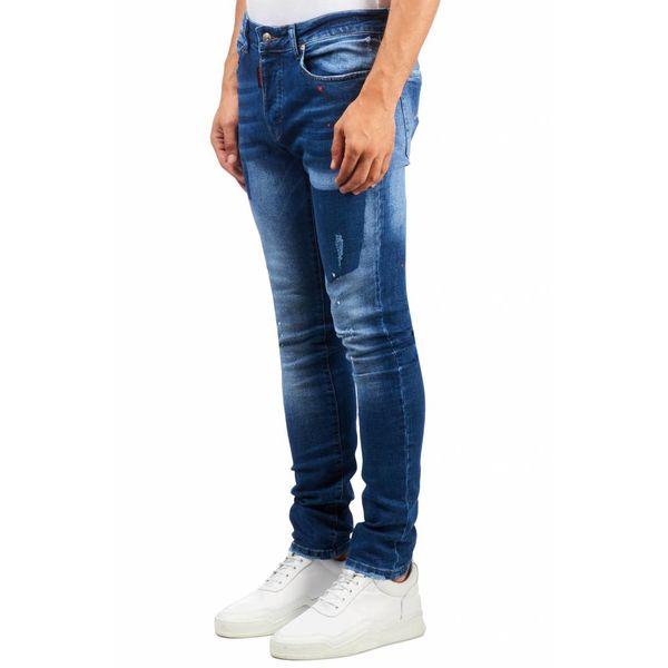 My Brand Jeans 12782-3 Bleu/Red