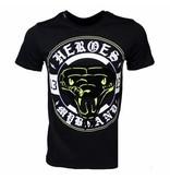 My Brand My Brand Snake Hero Logo T-Shirt Black