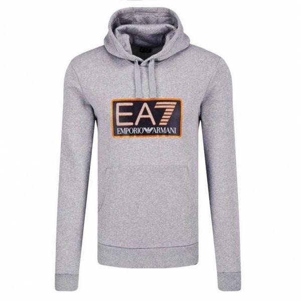 EA7 Hoody 6ZPM17 Grey