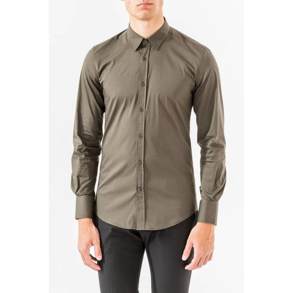 Antony Morato Blouse MM5L00375-FA450001 Army Green