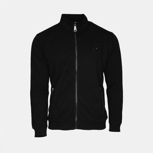 AB-Lifestyle AB Track Jacket Black on Black