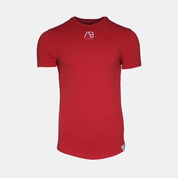 AB Lifestyle Essential Tee Red