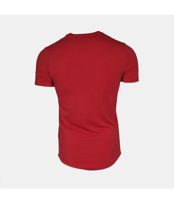 AB-Lifestyle AB Lifestyle Essential Tee Red