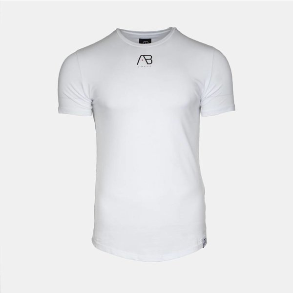 AB Lifestyle AB Essential Tee White