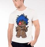 My Brand My Brand Voodoo Doll T-Shirt Off White