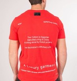 My Brand My Brand Made In Italy T-Shirt Ferrari Red