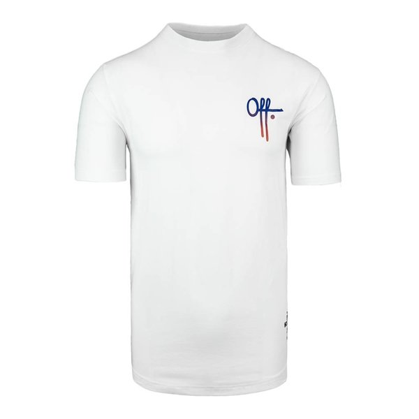 OTP FULL Stop Tee White