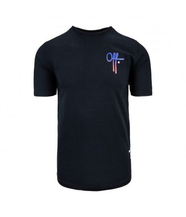 Off The Pitch OTP Full Stop Tee Black