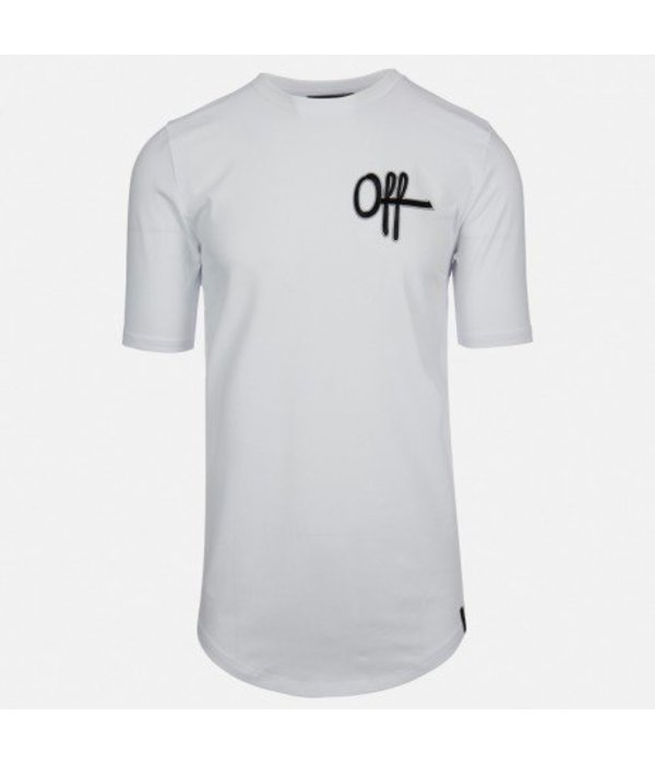 Off The Pitch OTP Patch Tee White