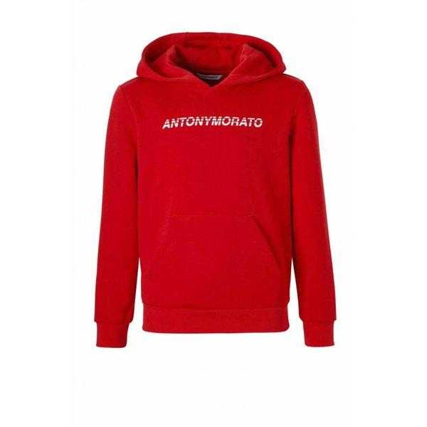 Antony Morato FA150098 Hoodie Red