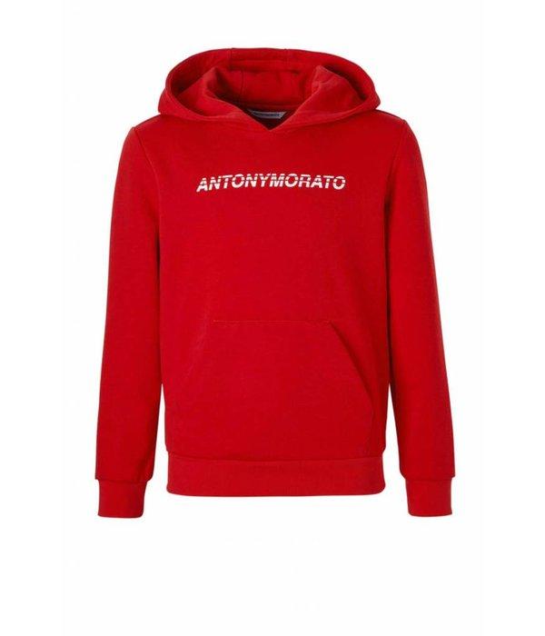 Antony Morato Antony Morato FA150098 Hoodie Red
