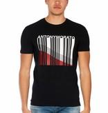 Antony Morato Antony Morato FA120001 Black White/Red