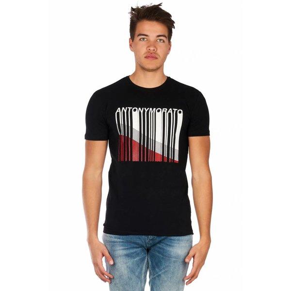 Antony Morato FA120001 Black White/Red