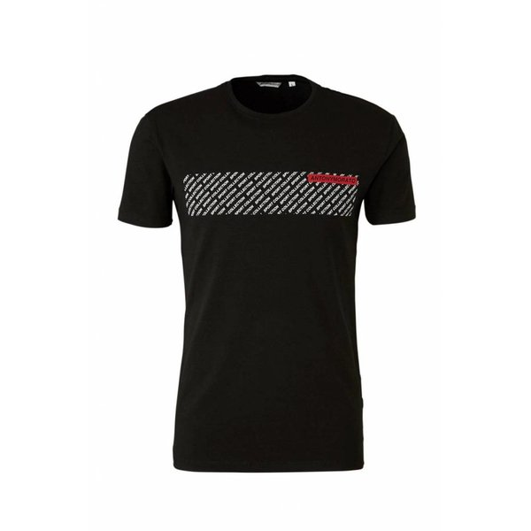 Antony Morato Sport Collection MMKS01479 T-Shirt Black