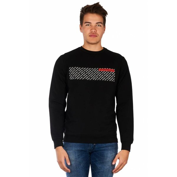 Antony Morato MMFL00509 Sweater Black