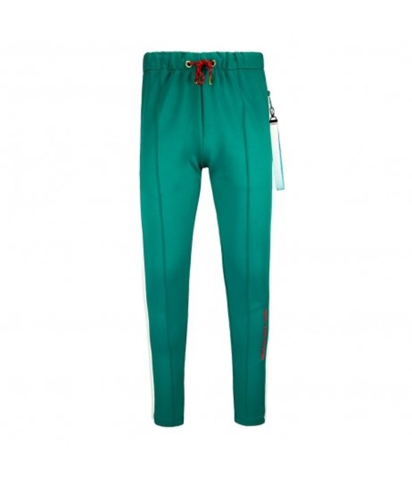 Off The Pitch Valuebet Tracksuit Green