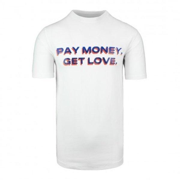OTP Pay Money Tee White