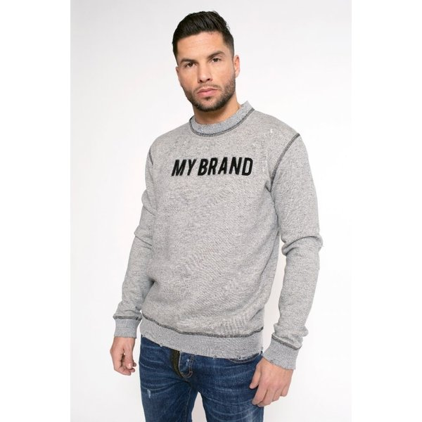 My Brand MB Exclusive Sweater Grey