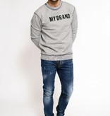 My Brand My Brand MB Exclusive Sweater Grey