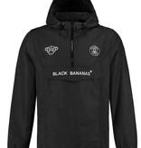 Black Bananas Blck Bnns  Anorak F.c Windbreaker Black