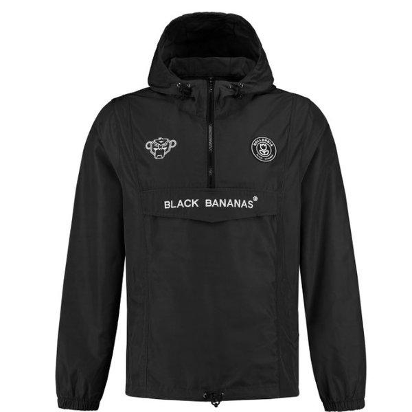 Blck Bnns  Anorak F.c Windbreaker Black