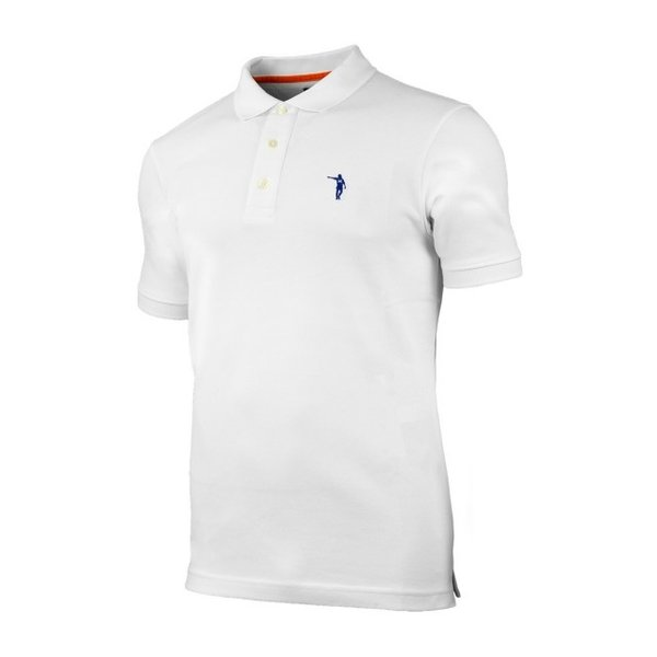 Cruyff Maestro SS Polo White