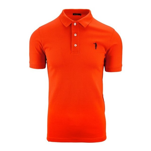 Cruyff Maestro Polo SS Orange