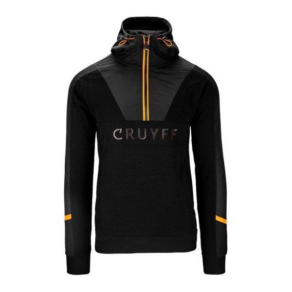 Cruyff Boulevard Half Zip Black