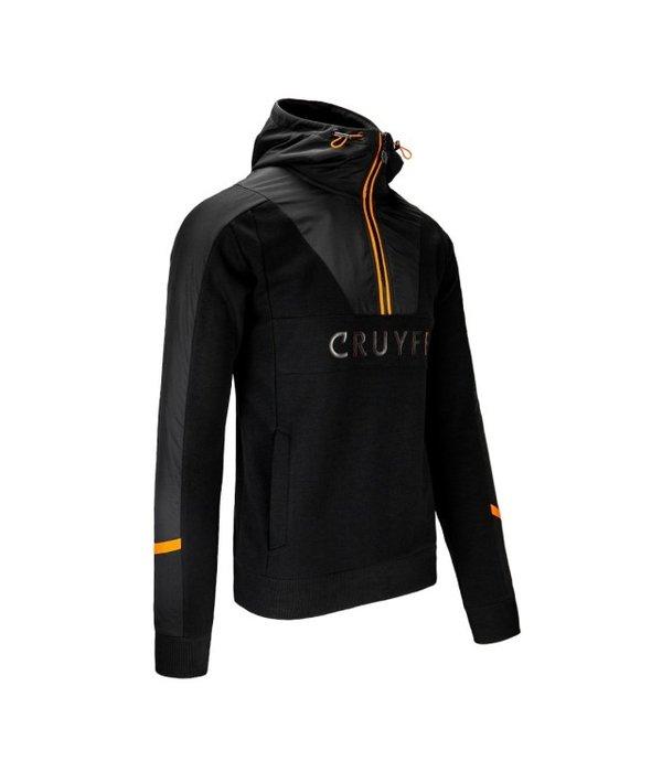 Cruyff Cruyff Boulevard Half Zip Black