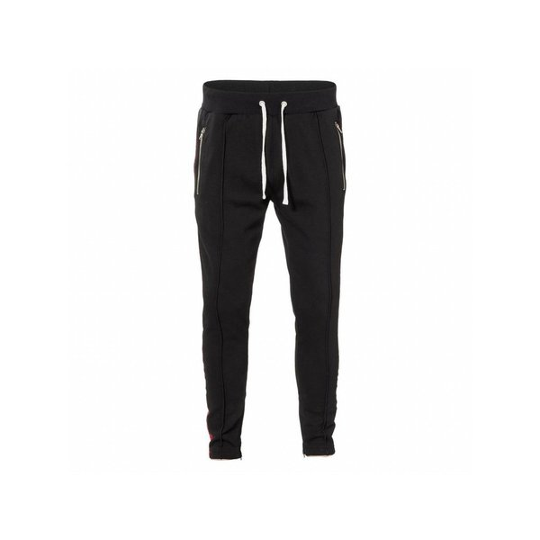 Malelions Trackpants Steven Black
