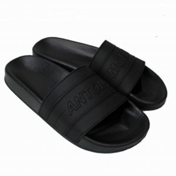 AM SLIPPERS MMFW01098 BLACK