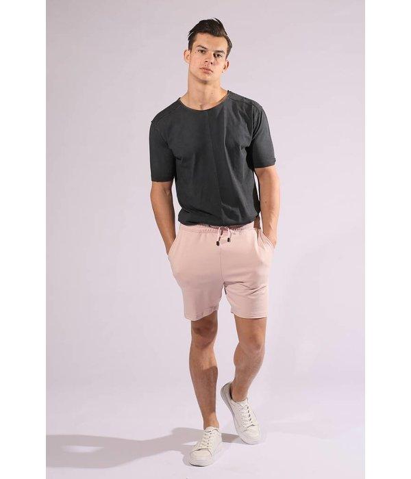 Zumo Zumo Tobruq Sweat Short Old Pink