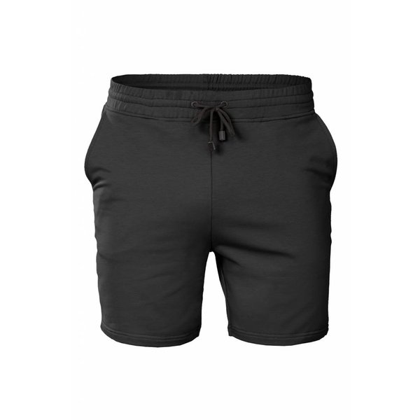 Zumo Toruq Sweat Short Black Melange