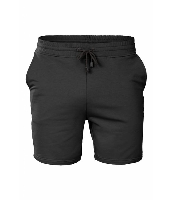 Zumo Zumo Toruq Sweat Short Black Melange