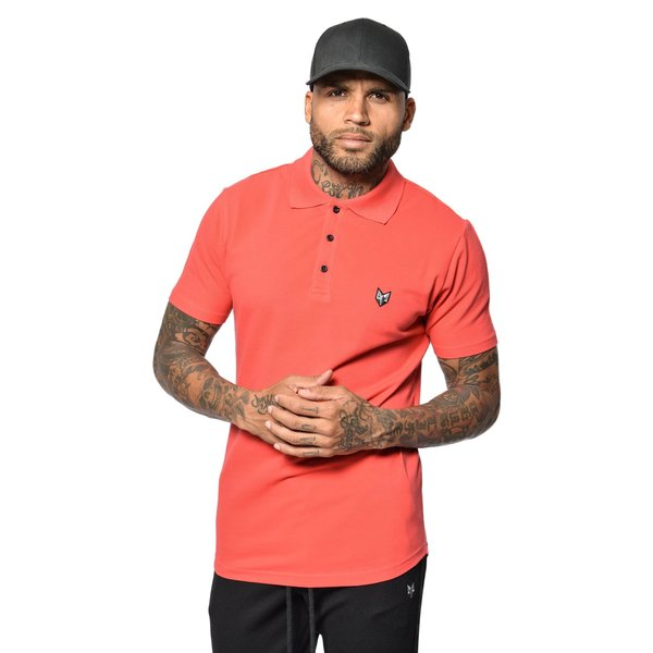 Yclo Odin Poloshirt Red