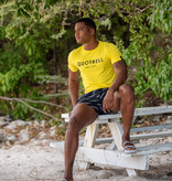 Quotrell Quotrell Tee Yellow/Black