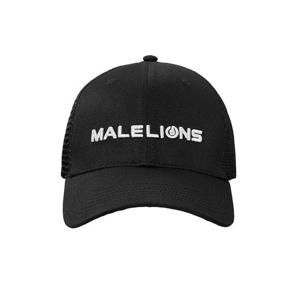 Malelions Cap Black/White