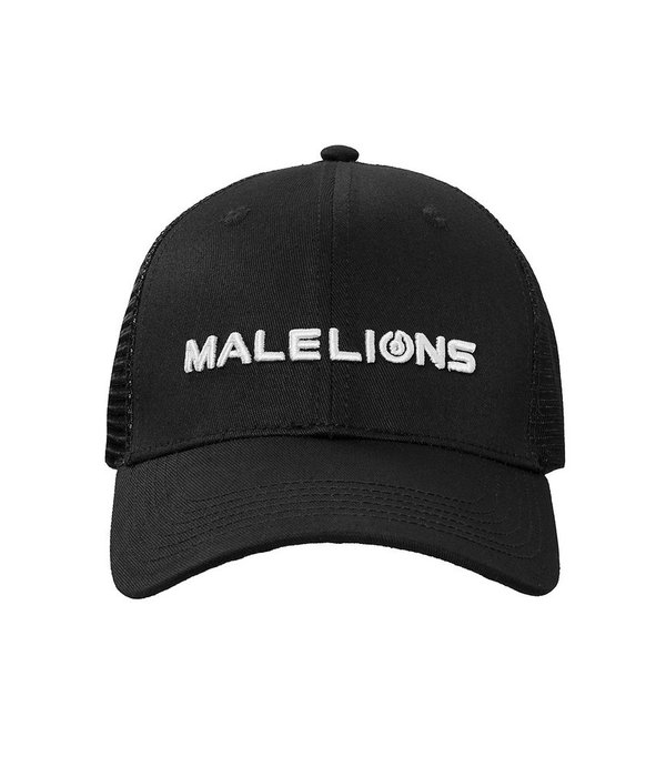 Malelions Malelions Cap Black/White
