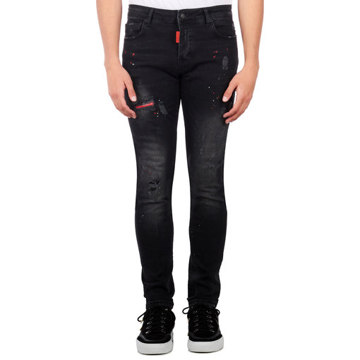 My Brand My Brand Washed MM Long Jeans Denim Black