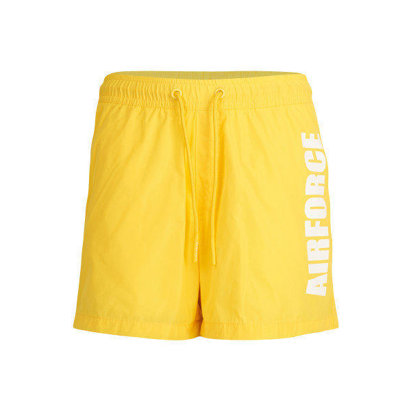 Airforce Swimshort Yellow