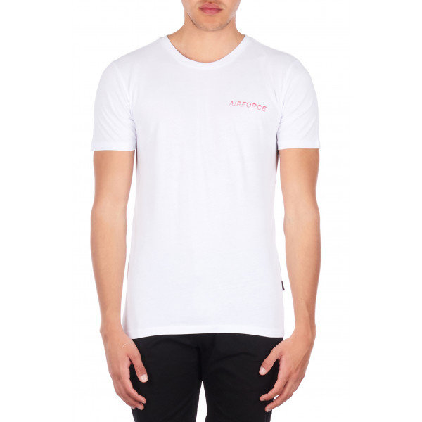 Airforce Tee Race White/formula