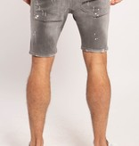 My Brand My Brand Washed 1K Short Jeans Denim Grey