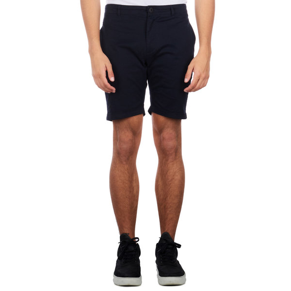 Airforce Short Pants Dark Navy Blue
