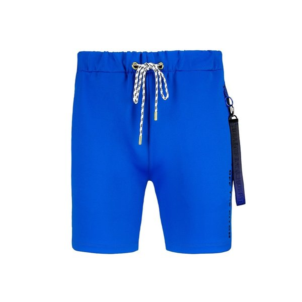 Off The Pitch Pay Money Trackshort Black/Blue