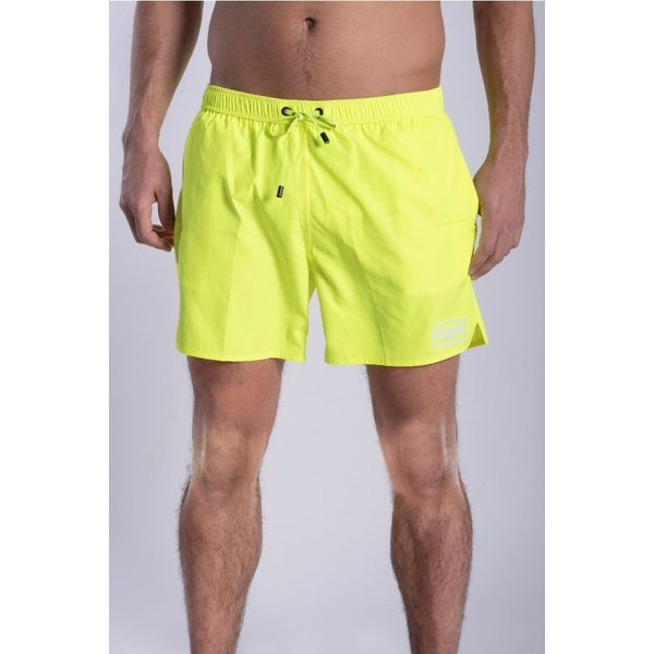 My Brand MB Neon Yellow Swimshort