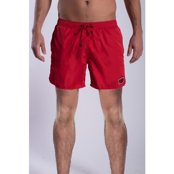 My Brand MB Red Swimshort
