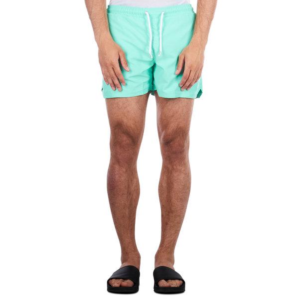 PureWhite Swimshort Mint Green