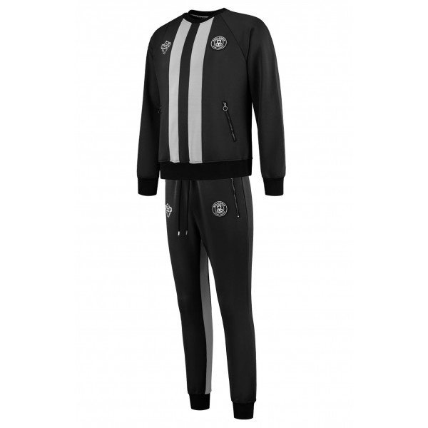 Black Bananas F.C 2.0 Tracksuit Black