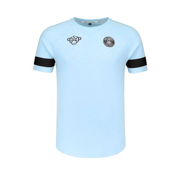 Black Bananas F.C. Chief Tee Pastel Blue